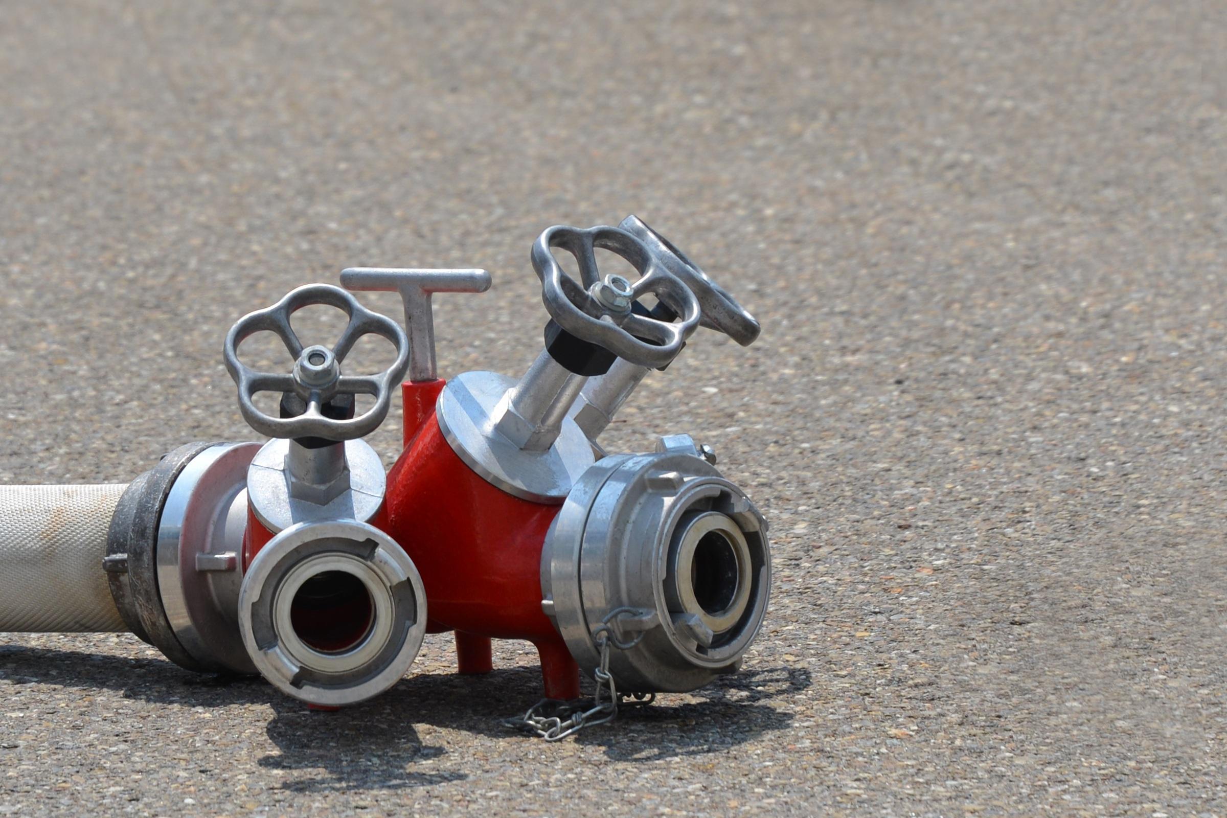 Kupplung Feuerwehr